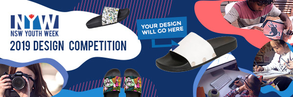 Youth Week 2019 Design Competition email image