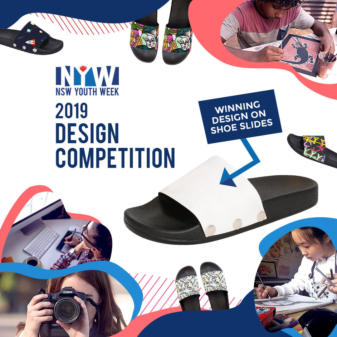 Youth Week 2019 Design Competition social post